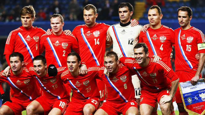 Russland Nationalmannschaft