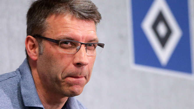 Peter Knäbel, Hamburger SV