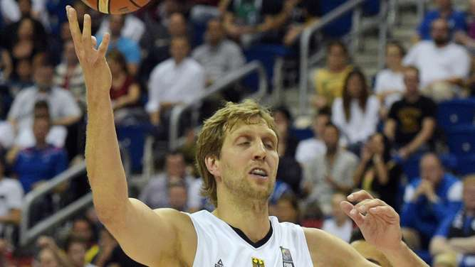 Nowitzki, Boston Celtica