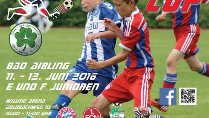 Der 13.Mangfallcup in Bad Aibling steht an