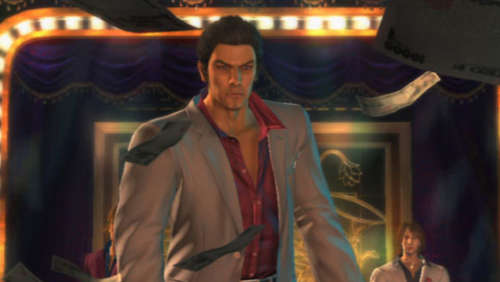 Screenshots aus Yakuza 3