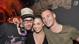 House vs. Hip Hop | DJANE JAZ ELLE am 05.03.2011