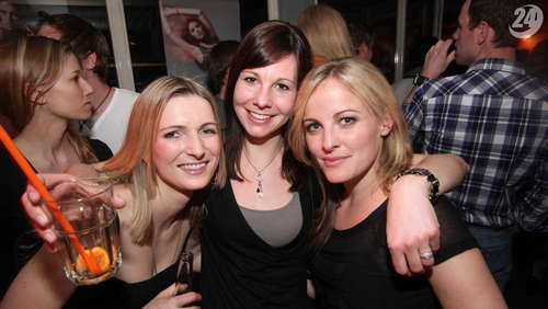 FIT & FUN PARTY am 09.04.2011