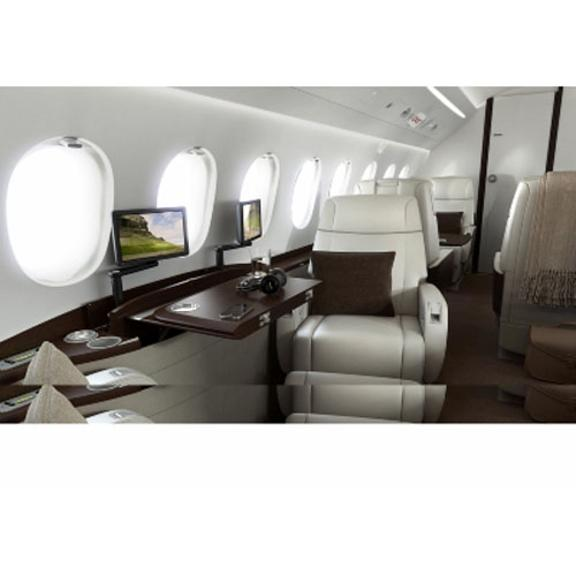 BMW stylt Business Jet