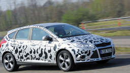 250 PS! Ford testet den Focus ST-Prototyp