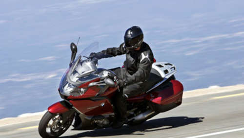 "BMW K 1600 GT: ""International Bike Of The Year 2011"""