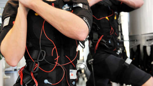 EMS-Training: Sixpack aus der Steckdose