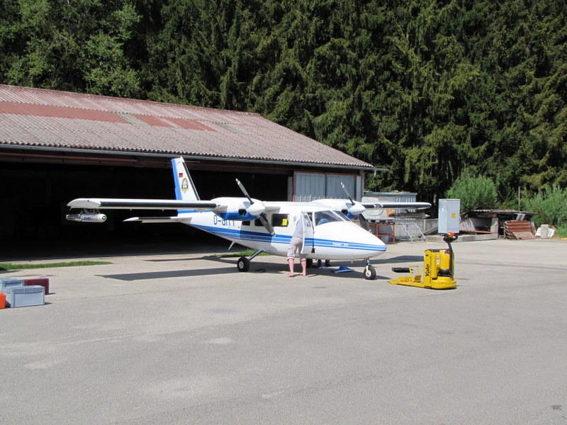 Hagelflieger Rosenheim