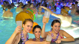 Die ultimative Poolparty am 26.01.2013