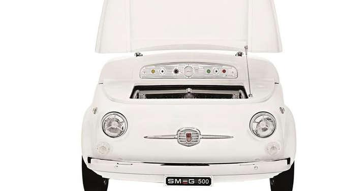 Kühlschrank Auto Design : Fiat design für einen kühlschrank auto