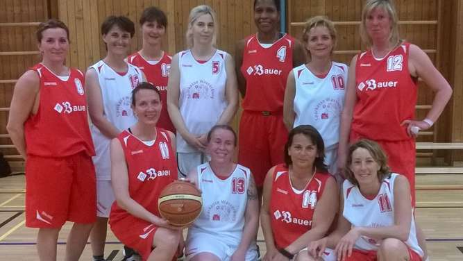 Basketball-Wochenende in Wasserburg