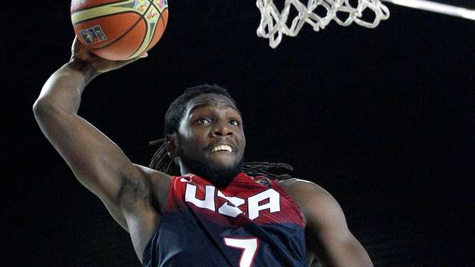 Basketball-WM, Kenneth Faried