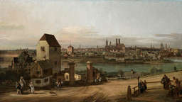 Canaletto: malender Chronist in Zeiten des Umbruchs