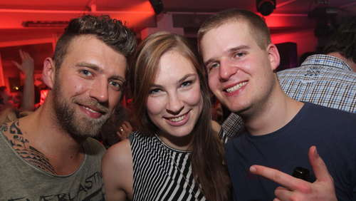 Mega-Stimmung bei Fit & Fun Party in Wasserburg