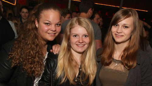 Partylaune pur bei iRock-Party