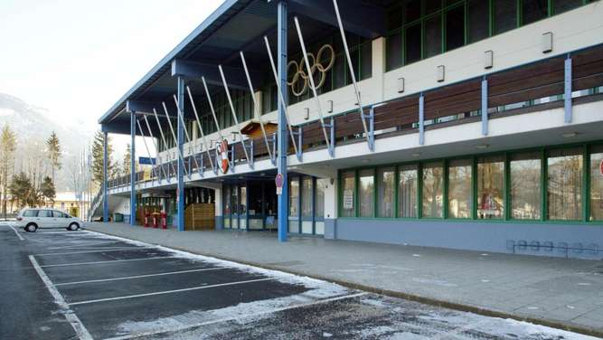 Eissportzentrum Garmisch-Partenkirchen