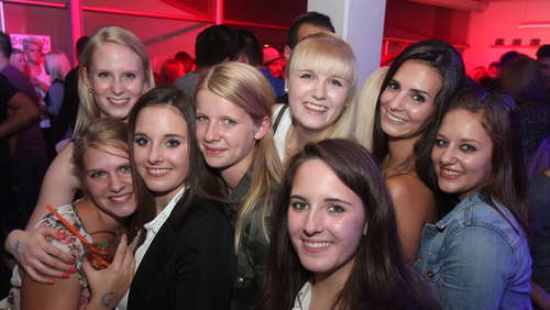 Fit & Fun Party am 26. September