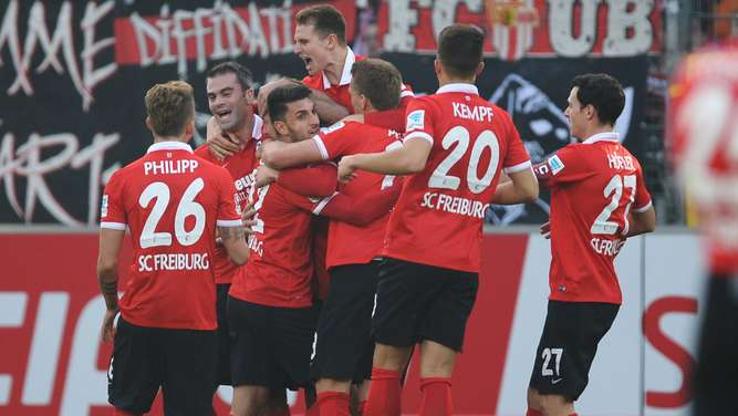 SC Freiburg, Union Berlin