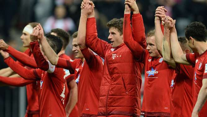 FC Bayern Herbstmeister
