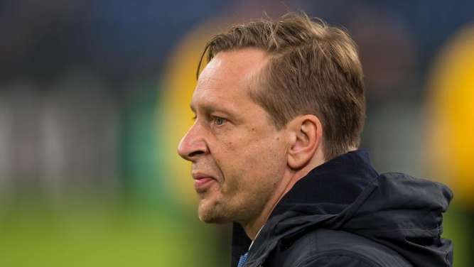 Horst Held, FC Schalke 04, Manager