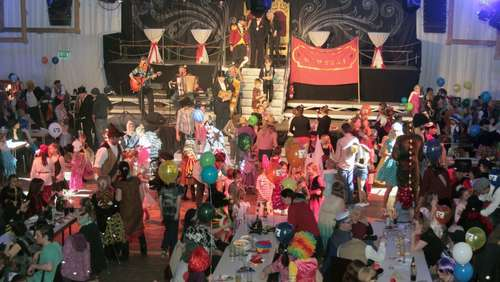 Kinderfasching in Neubeuern