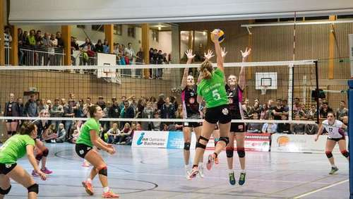 Volleyball in Nürnberg: Eiselfing plant Fanbus