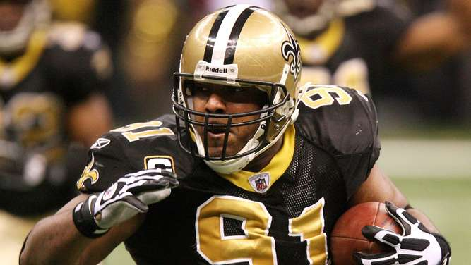 Will Smith spielte bei den New Orleans Saints.