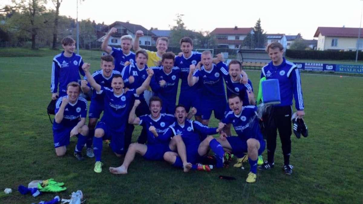 Fußball Bezirksliga Ost