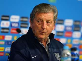 Nationaltrainer Englands: Roy Hodgson.