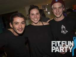 Fit & Fun Party am 14. Januar