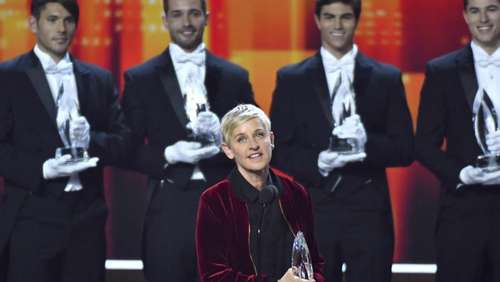 Ellen DeGeneres räumt bei People&#39s Choice Awards ab