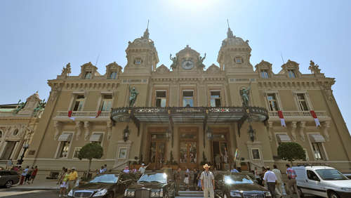 Am Casino in Monaco: Räuber überfallen Cartier-Filiale