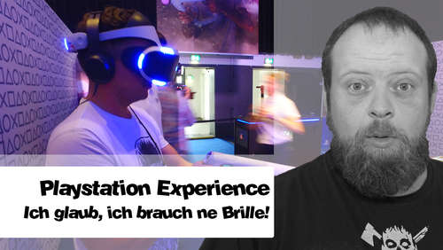 Virtual Reality kommt! Playstation Experience 2017