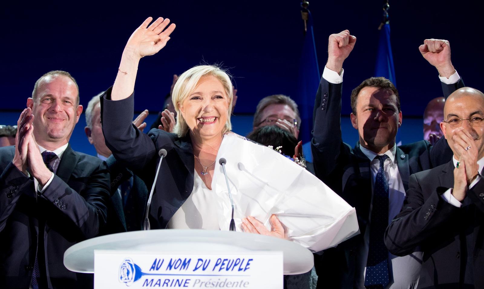 Frankreich Wahl Ticker