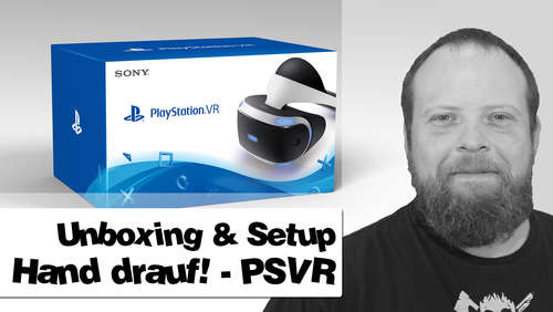Virtuelle Realität: PSVR-Headset im Hands-On