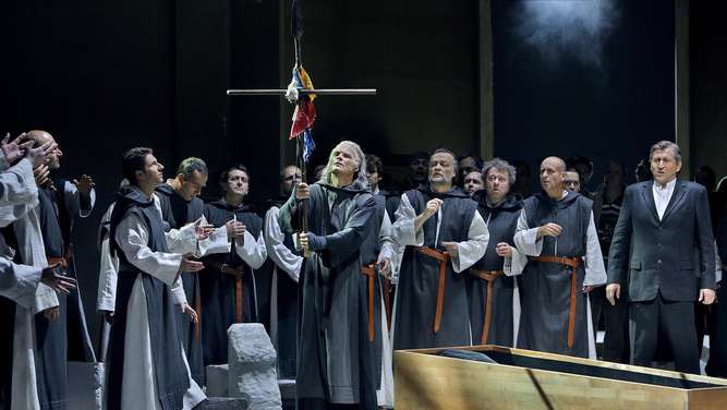 Bayreuther Festspiele 2017 - Parsifal