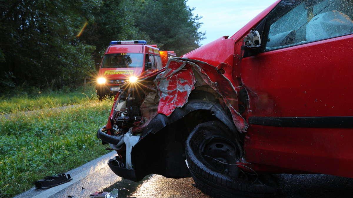 Verkehrsunfall Bayern