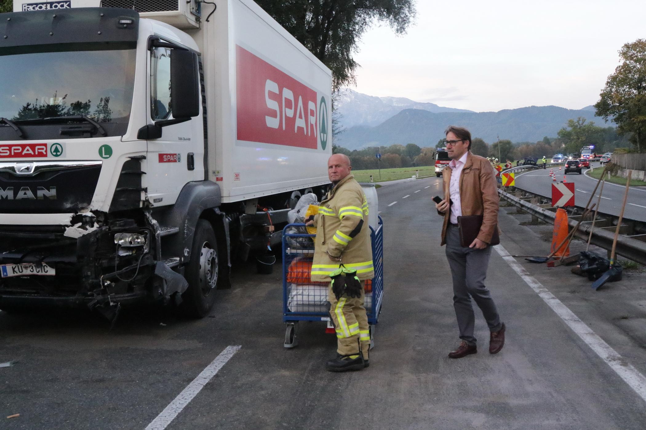 Unfall Salzburg