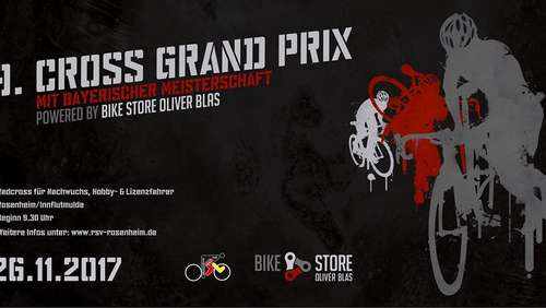 "9. Rosenheimer Cross Grand Prix powered by ""Bikestore Oliver Blas"""