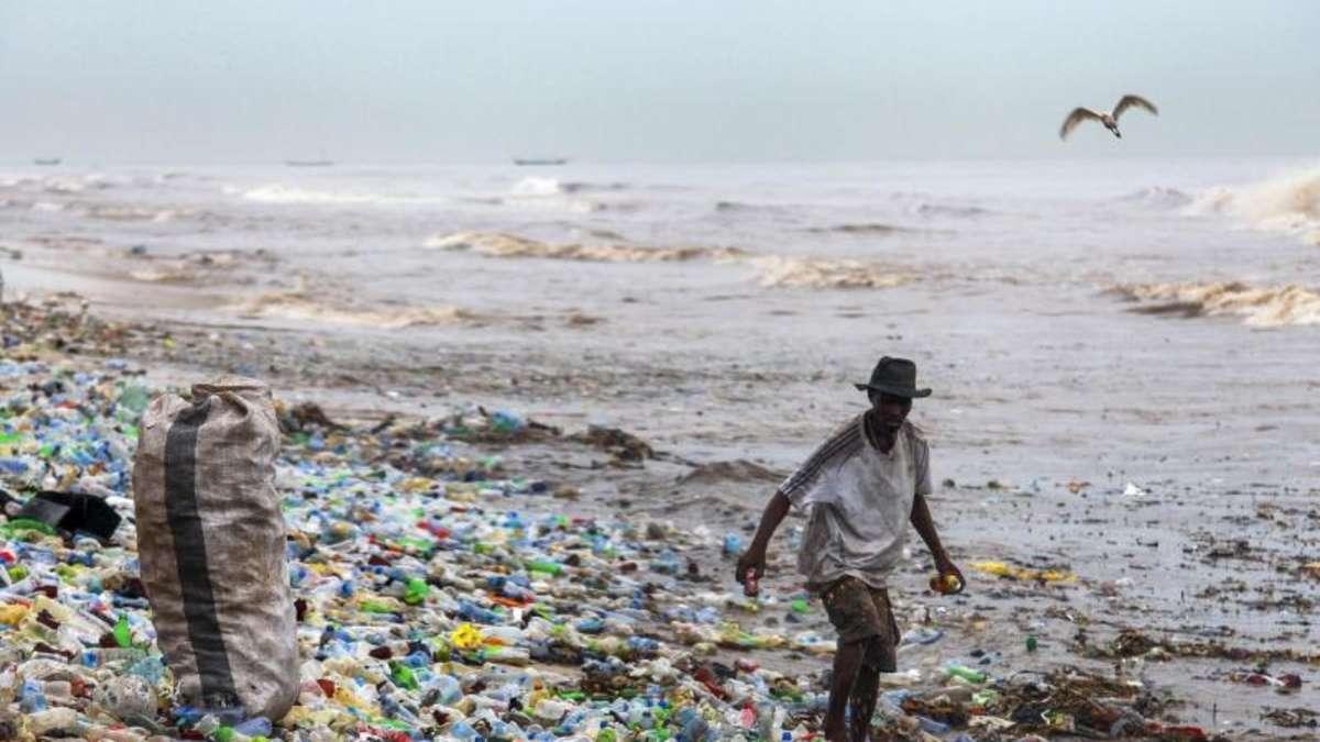 Un umwelt chef plastikproduktion muss reduziert werden for Reduziert leben