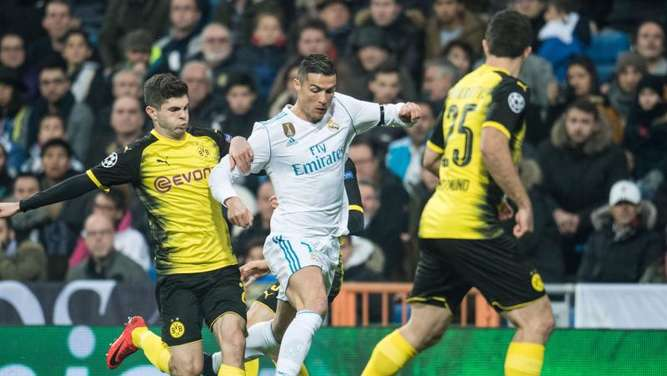 BVB nach knapper Niederlage bei Real in Europa League