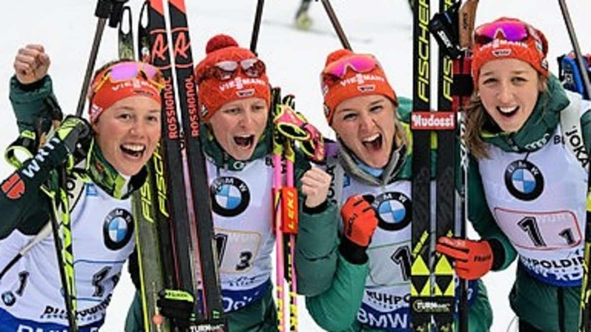 Biathlon Olympia 2021 Live Ticker
