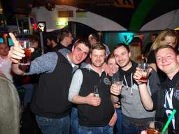 Party am Ostersamstag im P2