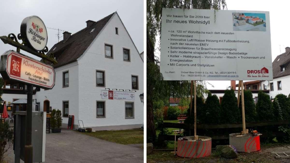 Wasserburg: Bürgerinitiative Attel Einspruch gegen Reihenhäuser ...