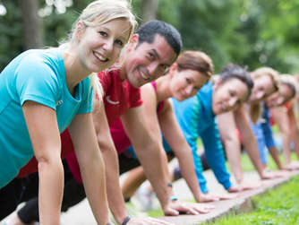 Outdoor-Fitness - Jetzt auch in Bad Aibling