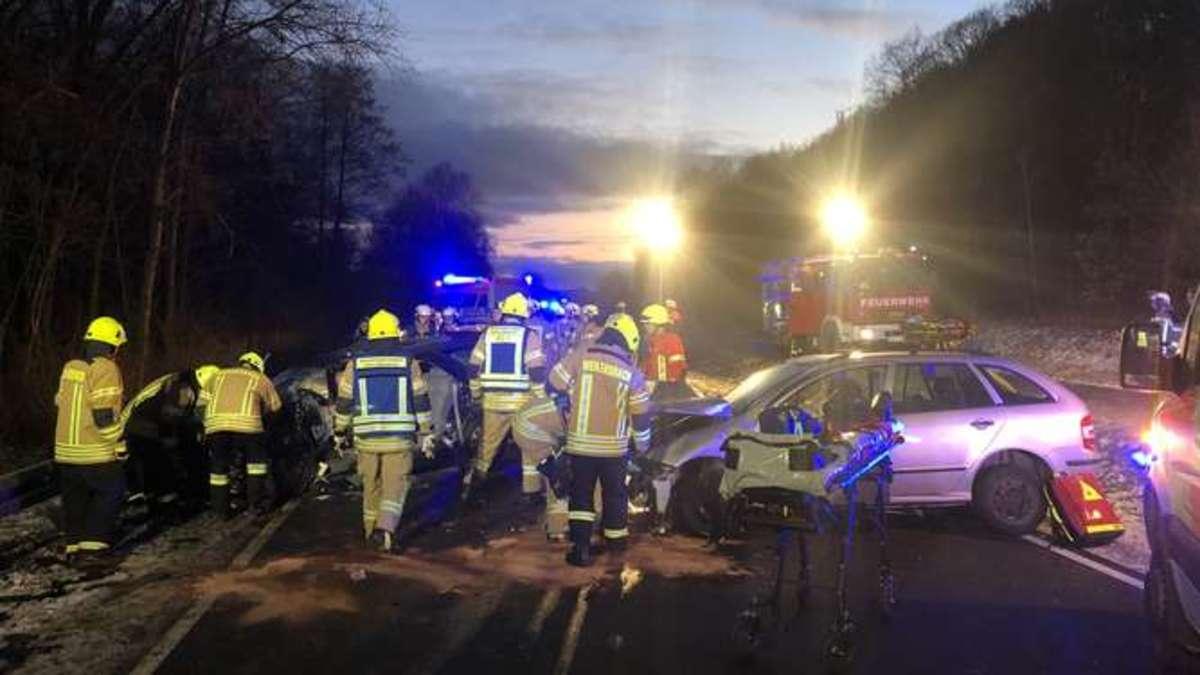 Forchheim Unfall