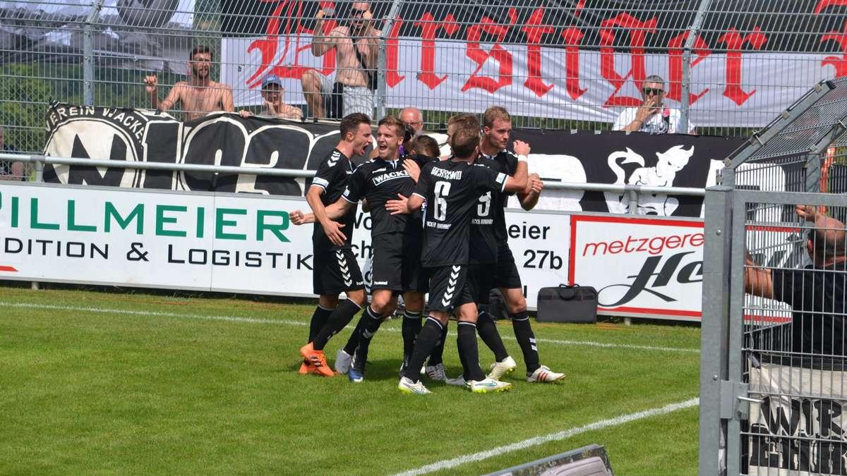 Wacker Burghausen Fußball