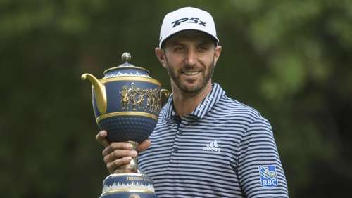 World Golf Championships: Johnson triumphiert in Mexiko