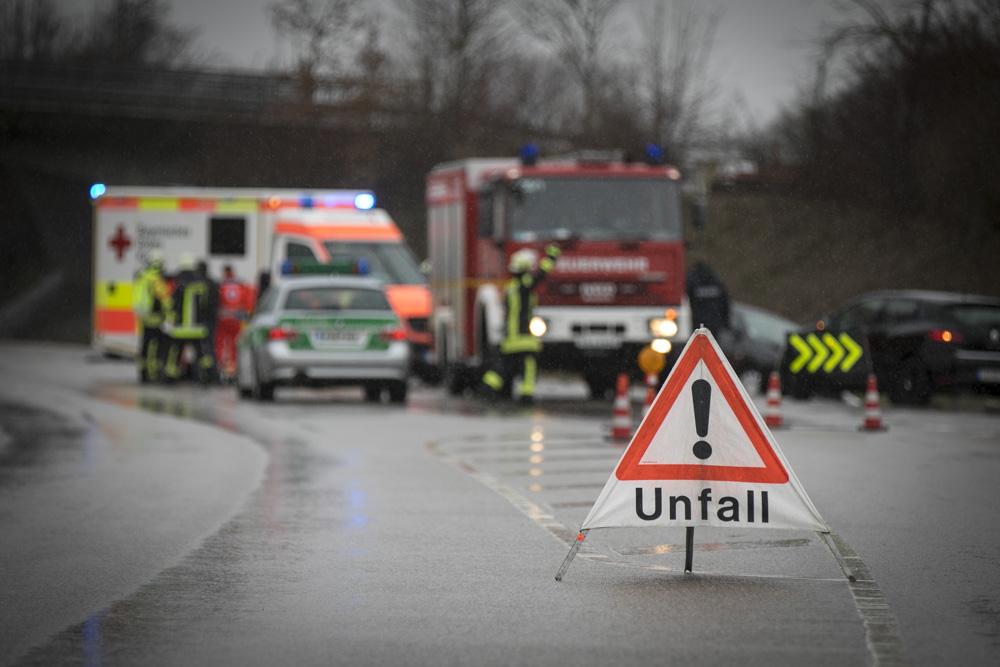 Unfall In Stein