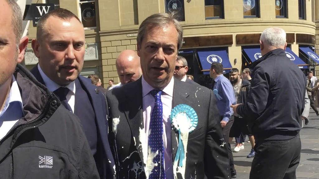 Europawahl Grossbritannien